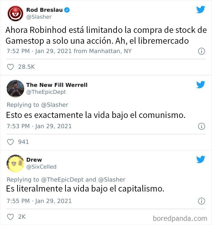 El Comunismo Tiene Que Ver Con Las Acciones Que Puedes Comprar