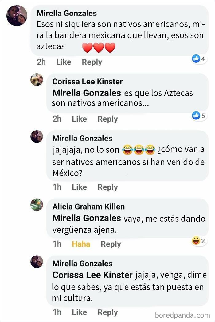 Los Aztecas No Son Nativos De América, Parece