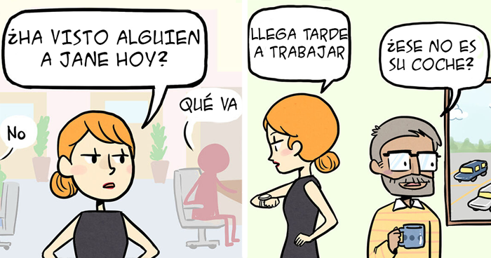 15 Divertidos cómics para personas poco sociables, por The Pigeon Gazette