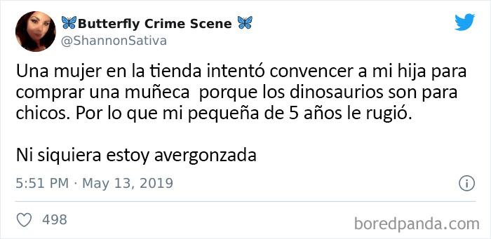 Los dinosaurios son para los niños