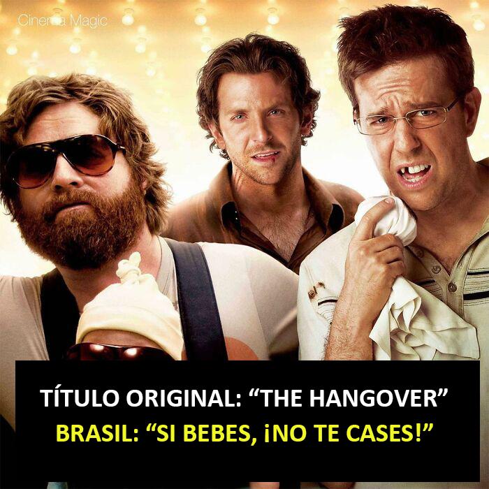 Si Bebes, No Te Cases (Brasil)