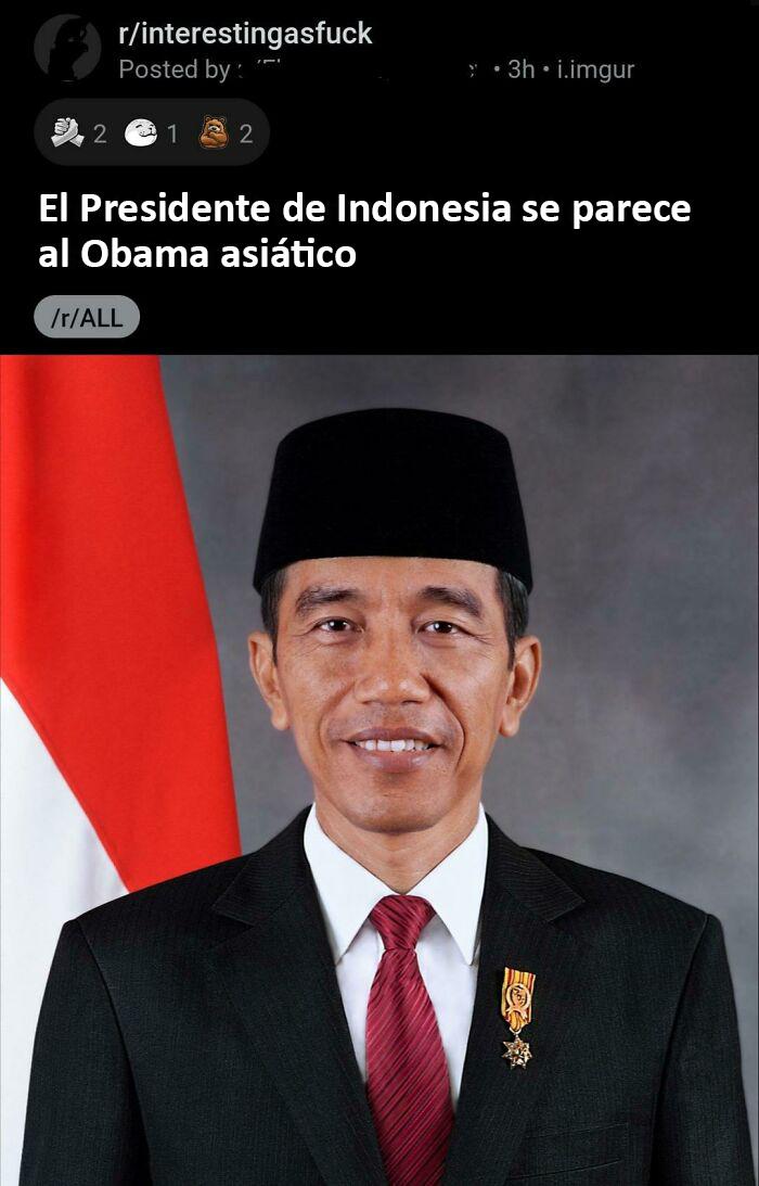 El Obama asiático
