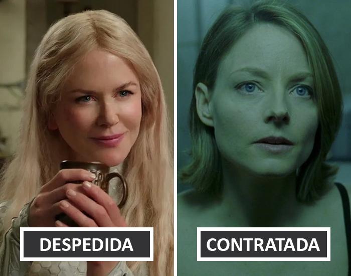 18 Estrellas de cine que fueron despedidas en medio del rodaje