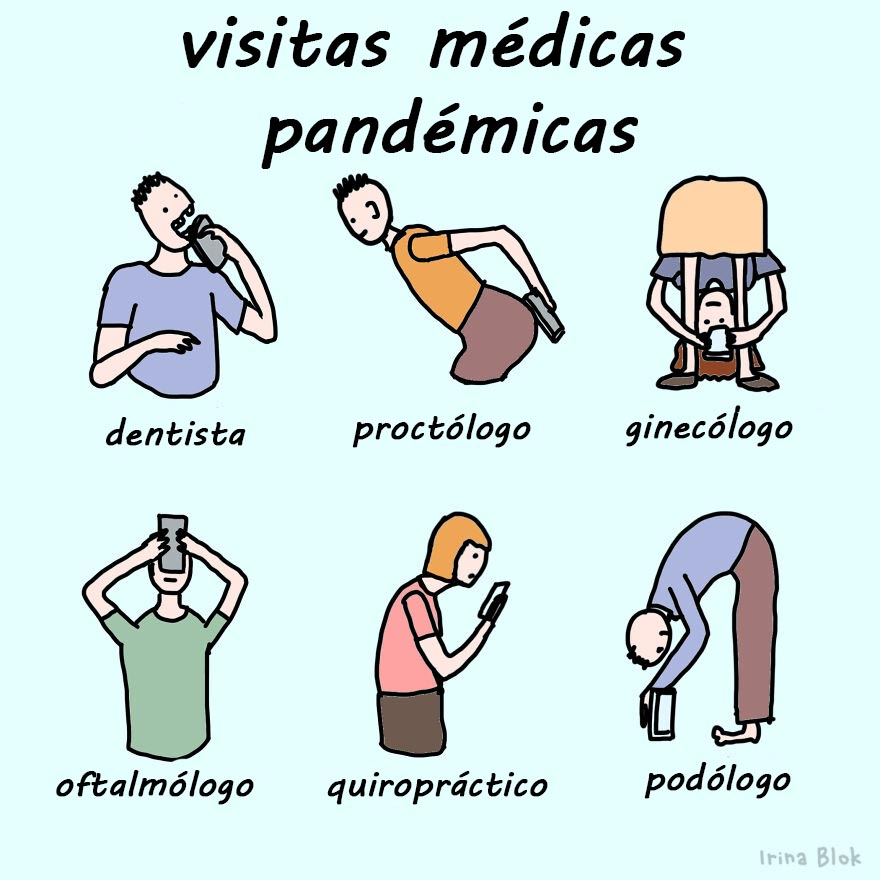 Visitas Médicas Pandémicas