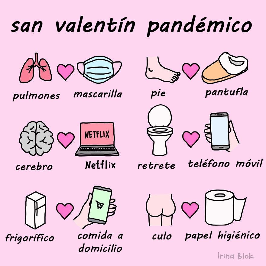 San Valentín Pandémico
