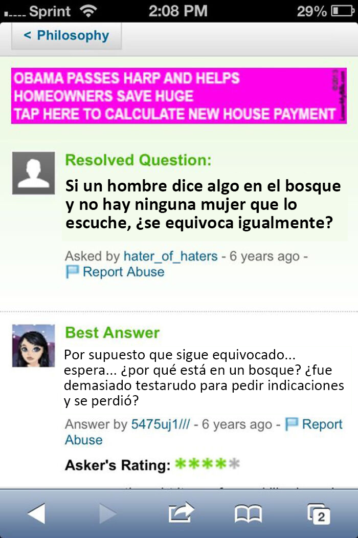 'Yahoo Answers' Is Shutting Down Forever, And Here're 35 Of The Most Epic Screenshots To Remember It By