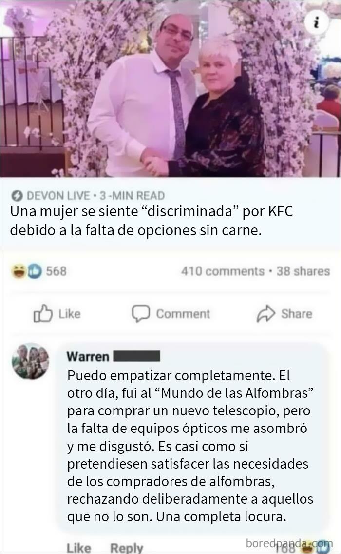 ¡¿Qué?! ¡¿No hay opciones veganas en KFC?!