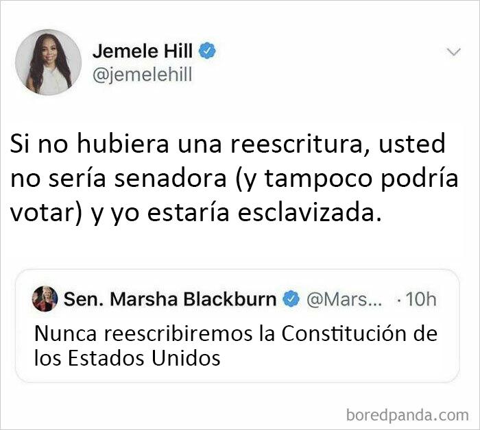 """""""Nunca reescribiremos la Constitución"""""""