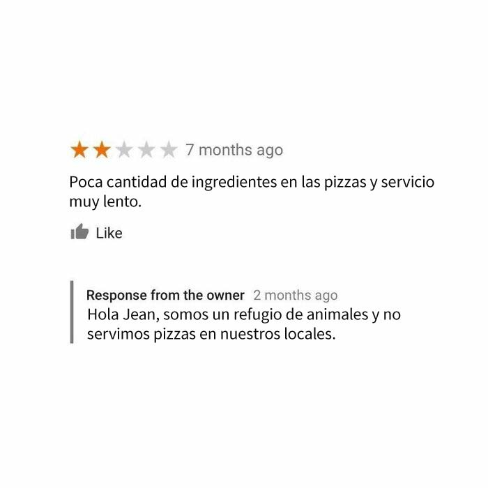30 Times Restaurants Left Hilarious Replies Under Bad Reviews, Shared By This Instagram Page
