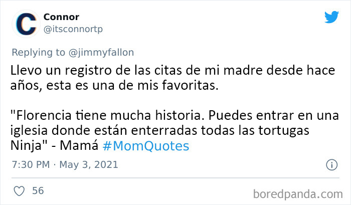 30 People Share What Funny Things Their Moms Have Said In Response To Jimmy Fallon's Challenge