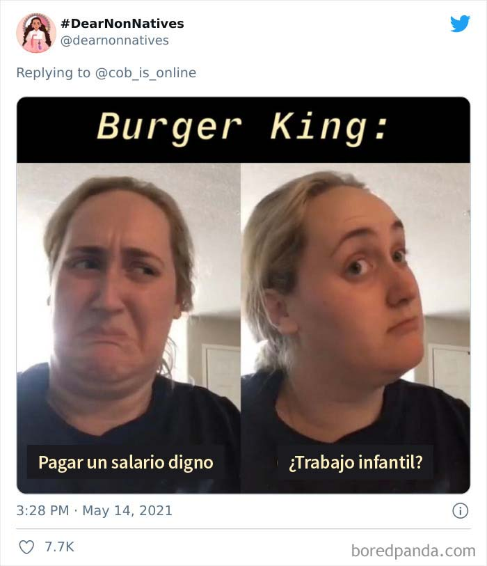 Burger King Posts A Sign Asking Parents Of 14 And 15 Year Olds To Let Them Apply For Jobs And People Are Outraged