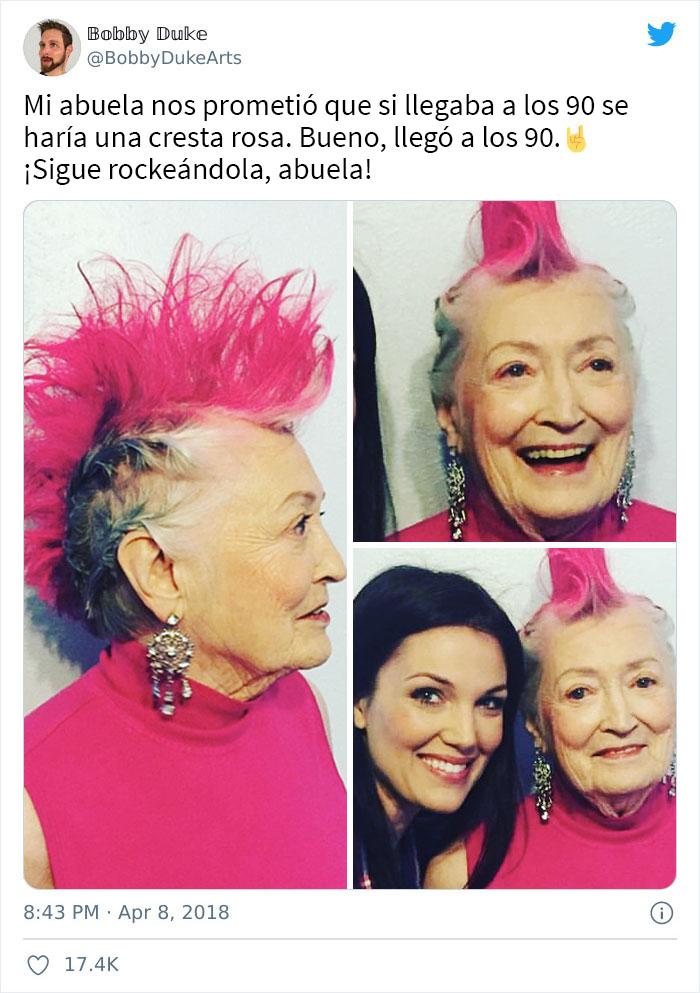 Abuela punk
