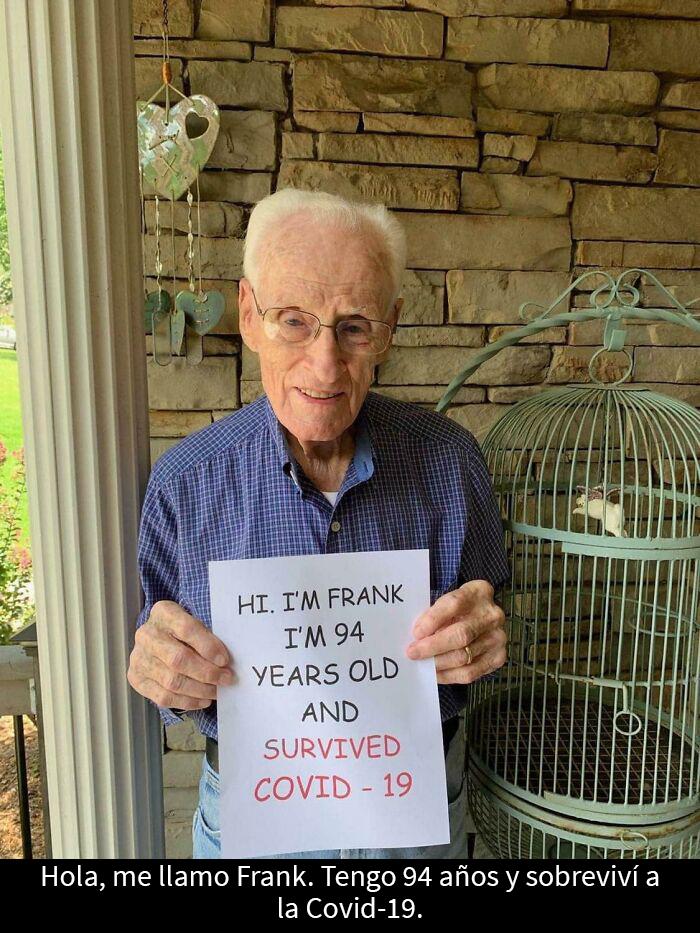 Mi abuelo es un campeón
