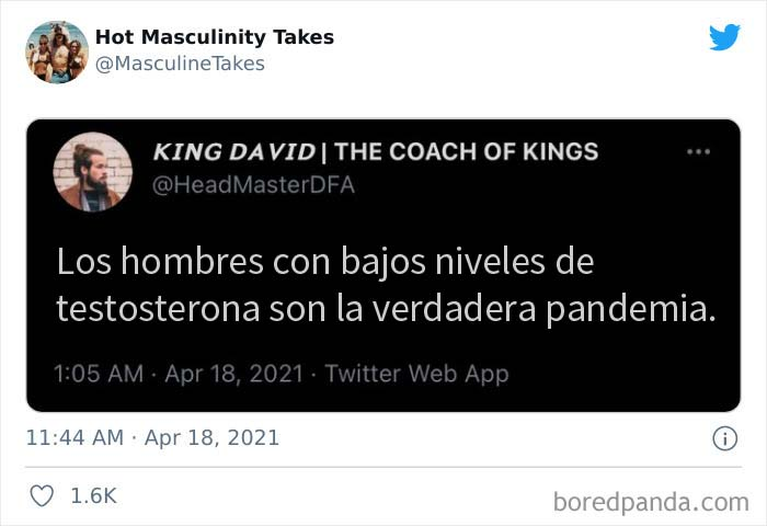 30 Times People Claimed They Knew What Masculinity Is All About Yet It Sounded Messed Up