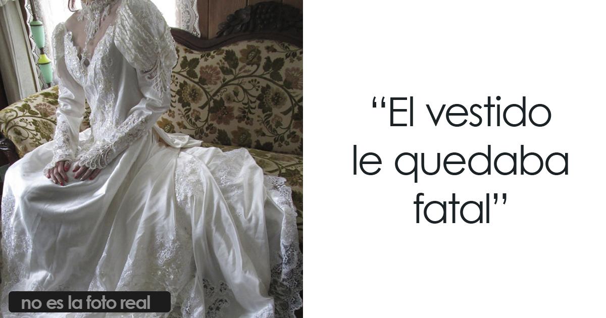 Esta novia loca robó un vestido de una organización benéfica y su dueña se vengó el día de la boda