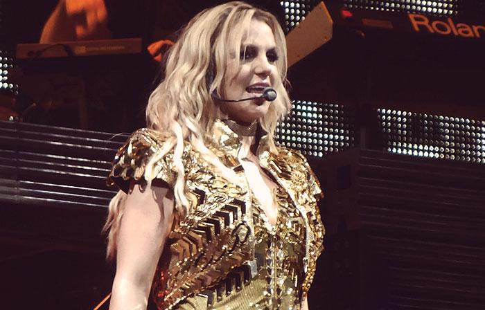 Los famosos expresan su apoyo a Britney Spears, quien quiere poner fin a su tutela