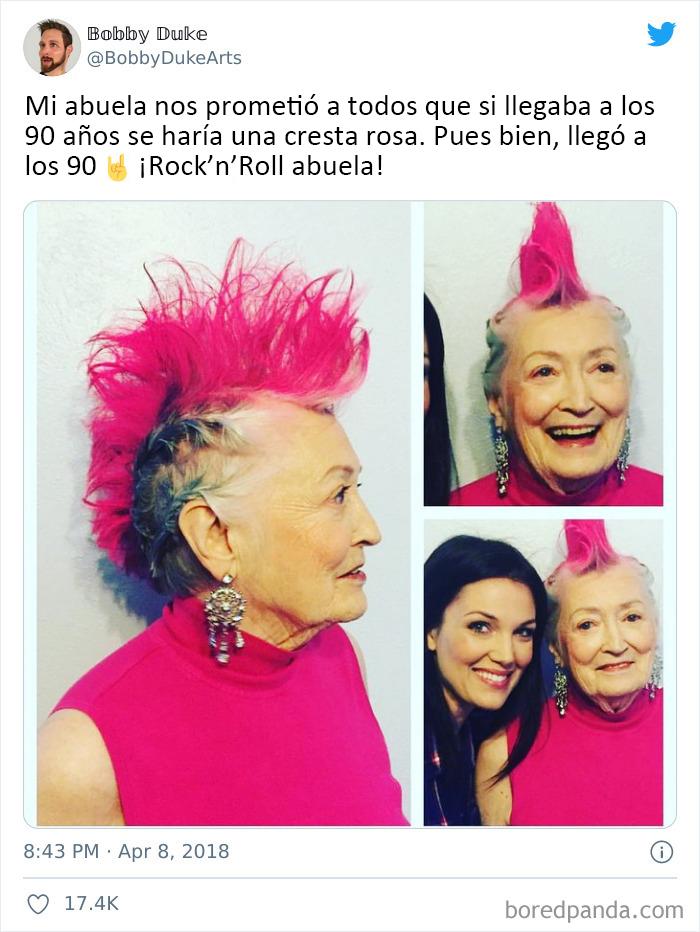 Abuela superguay