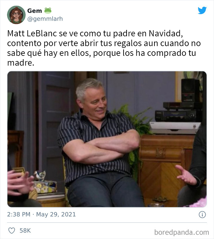 Matt LeBlanc Becomes A Meme After His Photo From The Friends Reunion Goes Viral (30 Pics)