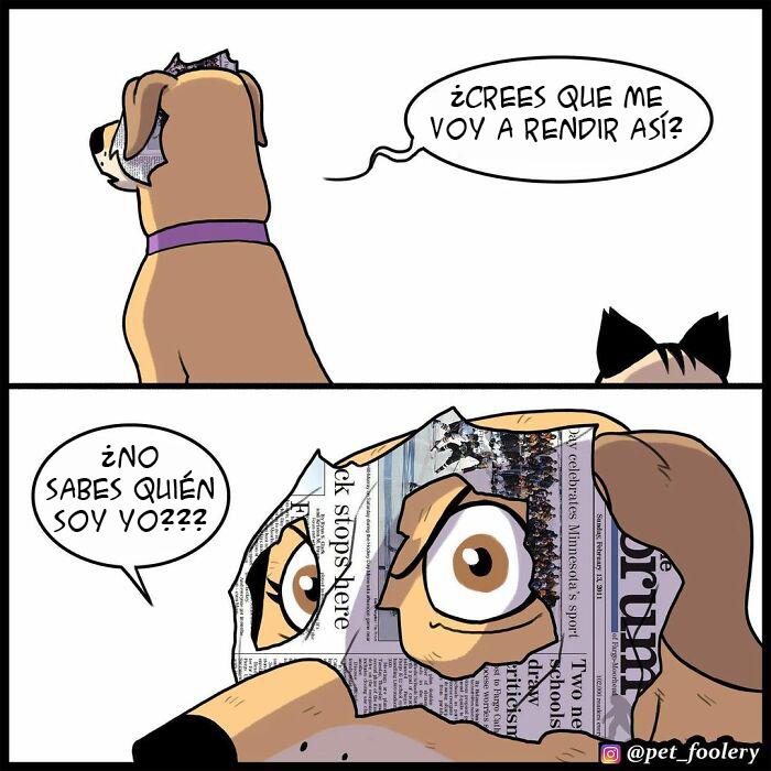 7 Nuevos cómics tan adorables como divertidos de Pixie y Brutus para alegrarte el día