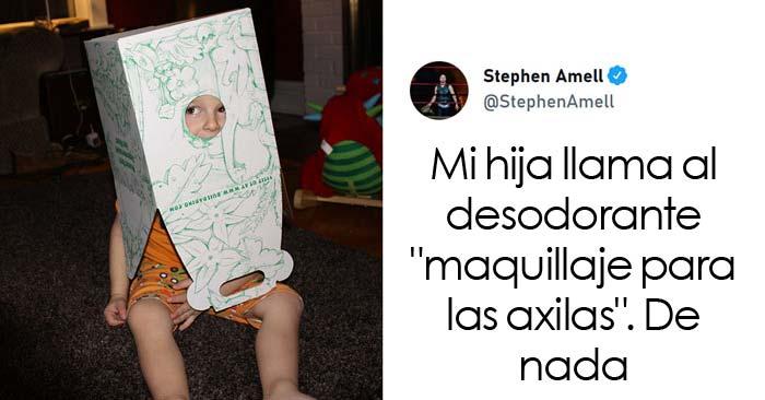 20 Niños que hicieron reír a los adultos con sus nombres «alternativos» de cosas comunes