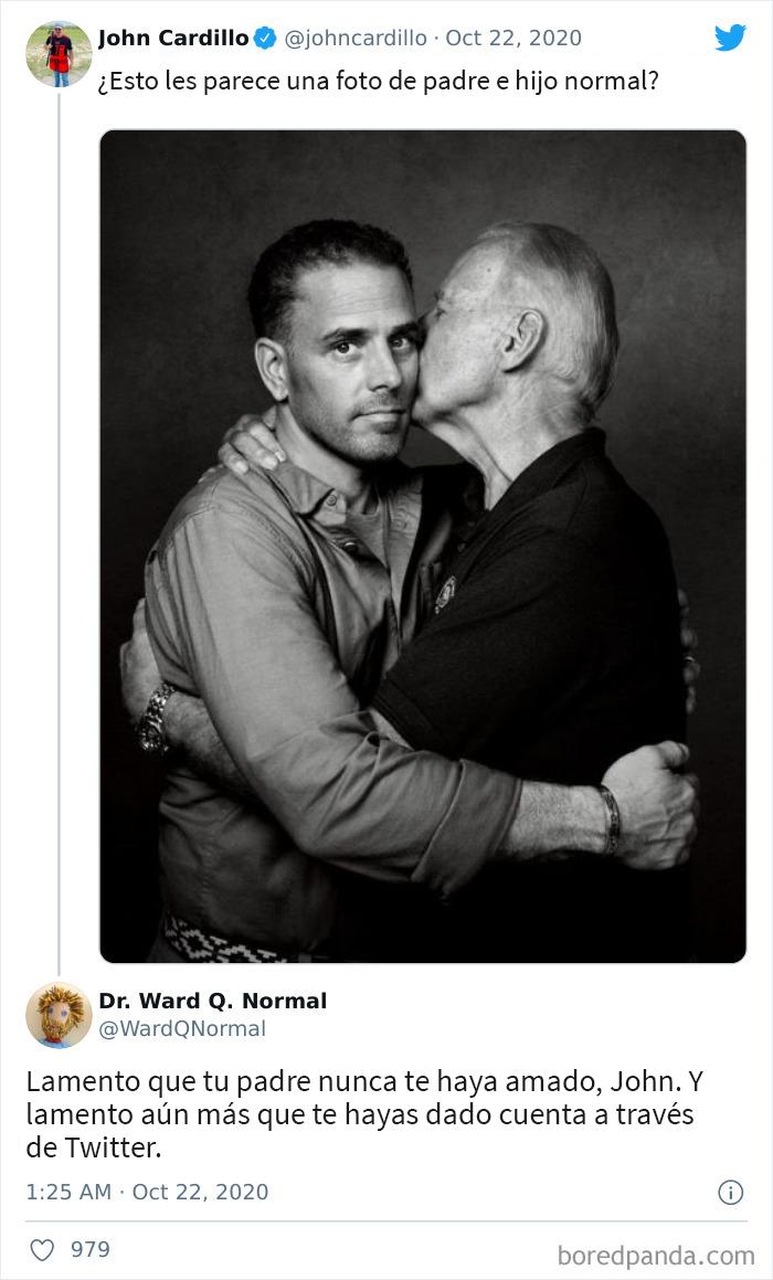 ¿Es de gay amar a tu hijo?