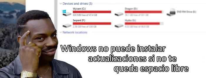 Cuando veo que la gente se queja de las actualizaciones forzosas de Windows...