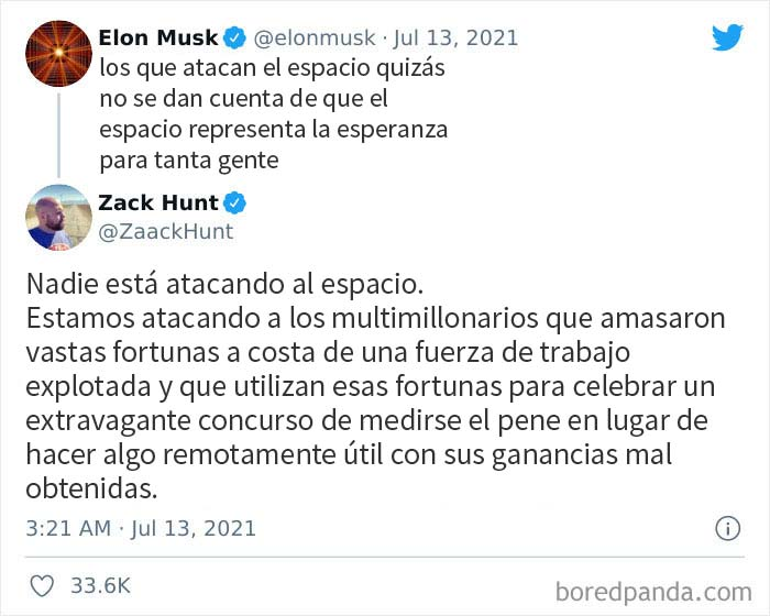 Elon Musk es destruido por los hechos y la lógica