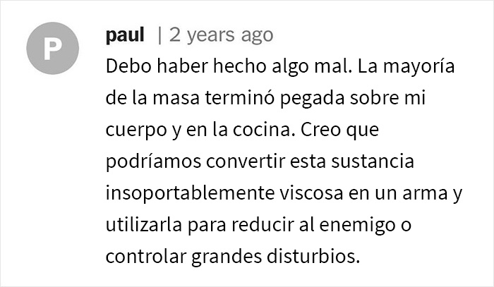 Paul, ¿estás bien?