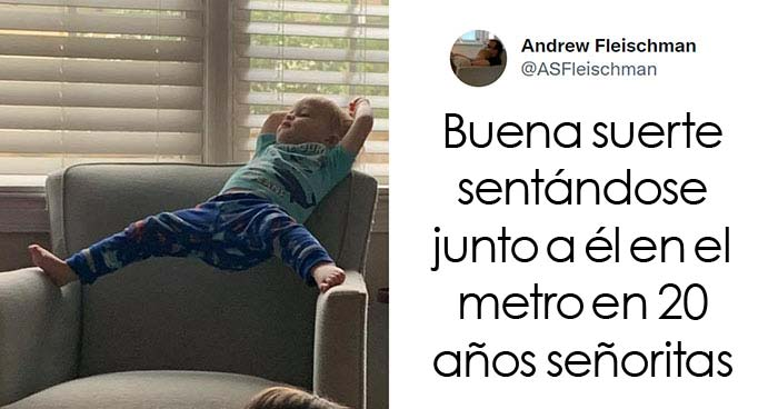 20 De los mejores tuits de padres del mes de Julio