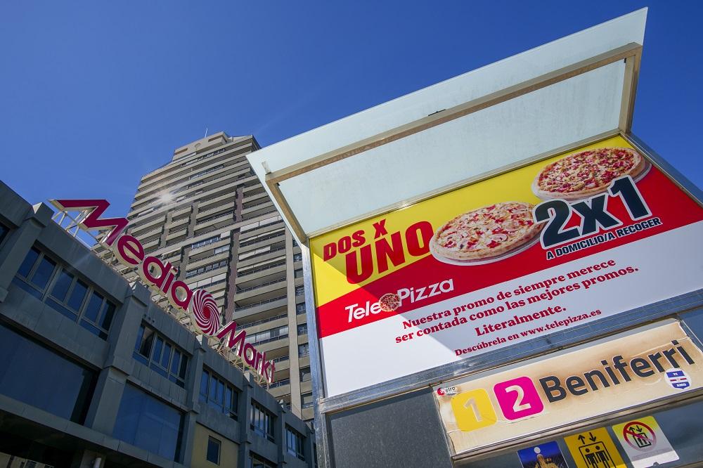 Telepizza Se Viste De Otras Marcas Para Contarte Como Nunca Su Promo Más Mítica: 2×1 En Pizzas
