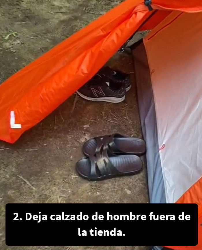 """Esta tiktoker habla sobre 10 cosas que deberías saber """"si eres mujer y te vas de acampada sola"""""""
