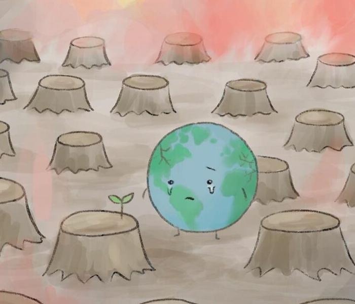 10 Cómics desgarradores sobre el abuso animal y la contaminación, por Joan Chan