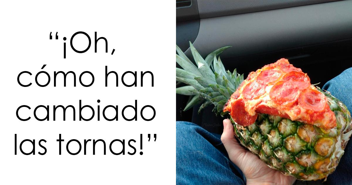 18 Geniales memes relacionados con la comida